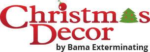 Christmas Decor in Alabama